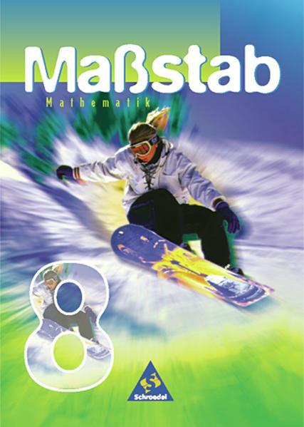 Maßstab / Maßstab - Mathematik für Hauptschulen für das 7. - 10. Schuljahr in Rheinland-Pfalz - Ausgabe 1998 - Coverbild