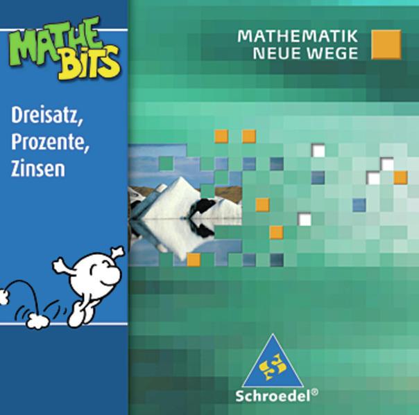 Mathematik Neue Wege SI - Lernsoftware MatheBits - Coverbild