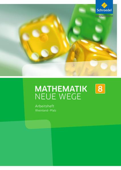 Mathematik Neue Wege SI / Mathematik Neue Wege SI - Ausgabe 2016 für Rheinland-Pfalz - Coverbild