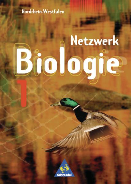 Netzwerk Biologie / Netzwerk Biologie - Ausgabe 1999 für Nordrhein-Westfalen - Coverbild