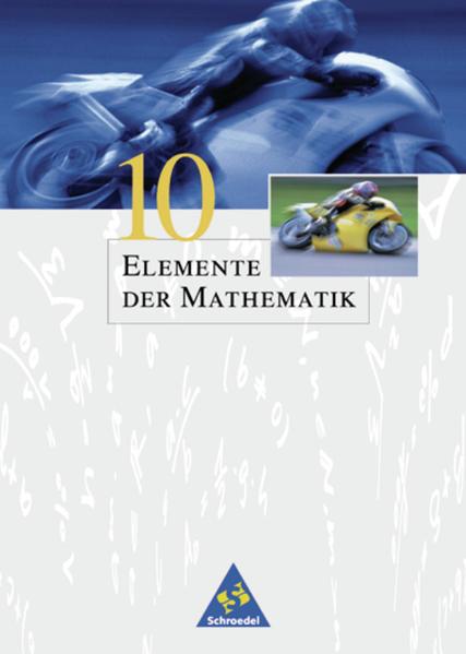 Elemente der Mathematik SI / Elemente der Mathematik SI - Allgemeine Ausgabe 2001 - Coverbild
