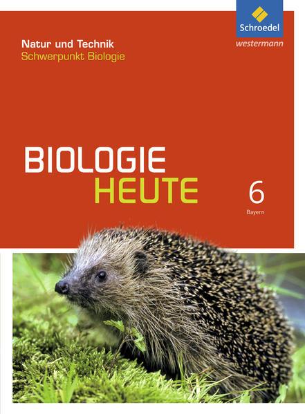 Biologie heute SI / Biologie heute SI - Allgemeine Ausgabe 2017 für Bayern - Coverbild