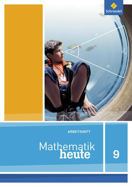 Mathematik heute / Mathematik heute - Ausgabe 2012 für Niedersachsen - Coverbild