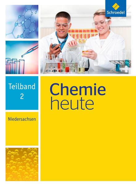 Chemie heute SI / Chemie heute SI - Ausgabe 2013 für Niedersachsen - Coverbild