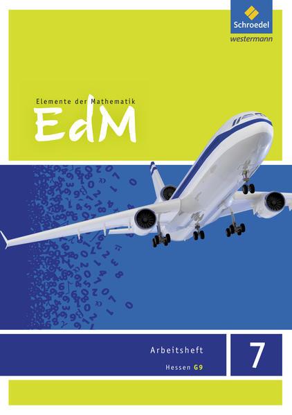 Elemente der Mathematik SI / Elemente der Mathematik SI - Ausgabe 2013 für G9 in Hessen - Coverbild
