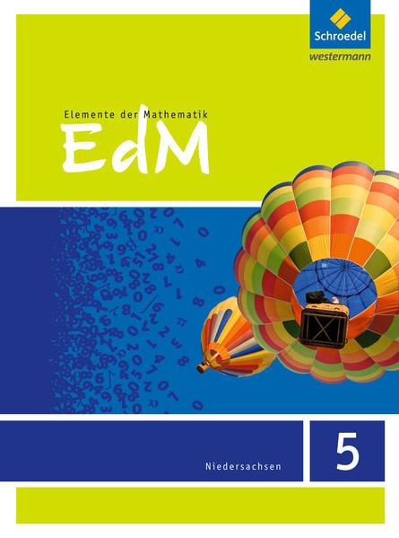 Elemente der Mathematik SI / Elemente der Mathematik SI - Ausgabe 2015 für das G9 in Niedersachsen - Coverbild