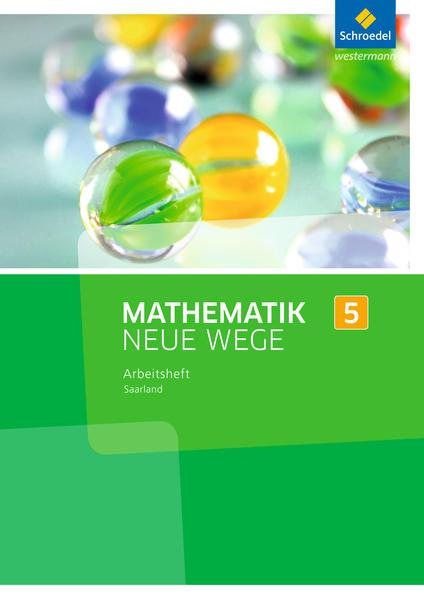 Mathematik Neue Wege SI / Mathematik Neue Wege SI - Ausgabe 2016 für das Saarland - Coverbild