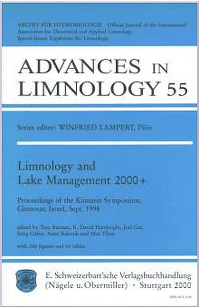Limnology and Lake Management 2000+ - Coverbild