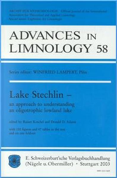 Lake Stechlin - Coverbild