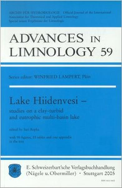 Lake Hiidenvesi - Coverbild