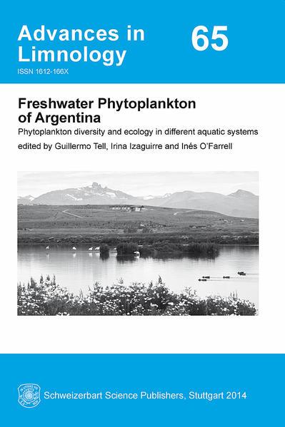 Freshwater Phytoplankton from Argentina - Coverbild