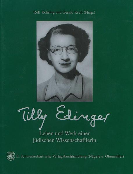 Tilly Edinger - Coverbild