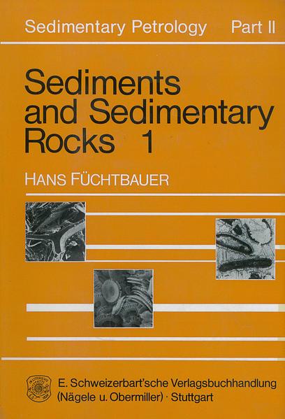 Sedimentary Petrology / Sediments and Sedimentary Rocks 1 - Coverbild