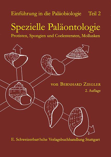 Einführung in die Paläobiologie - Coverbild