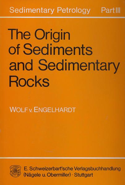 Sedimentary Petrology / The Origin of Sediments and Sedimentary Rocks - Coverbild