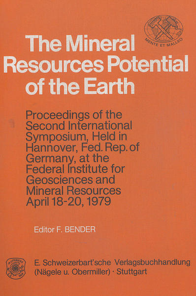 The Mineral Resources Potential of the Earth - Coverbild
