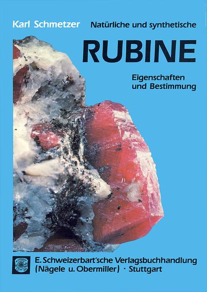 Natürliche und synthetische Rubine - Coverbild