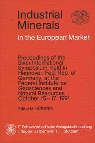 Industrial Minerals in the European Market - Coverbild