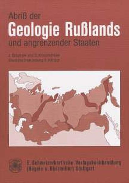 Abriss der Geologie Russlands und angrenzender Staaten - Coverbild