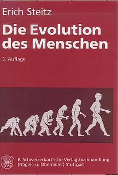 Die Evolution des Menschen - Coverbild