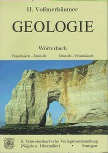 Geologie --- Wörterbuch - Coverbild