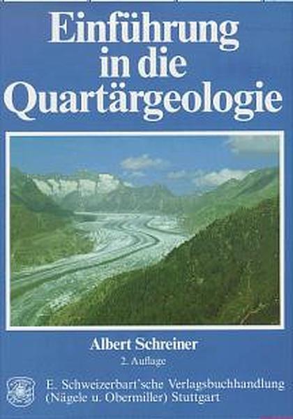Einführung in die Quartärgeologie - Coverbild
