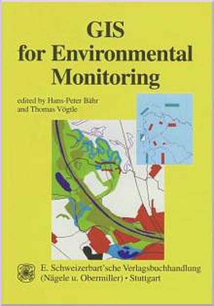 GIS for Environmental Monitoring - Coverbild