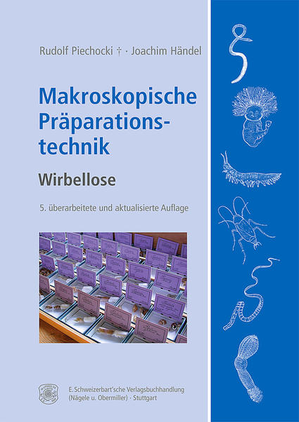 Makroskopische Präparationstechnik - Coverbild