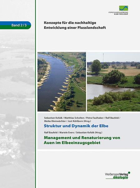 Struktur und Dynamik der Elbe - Coverbild