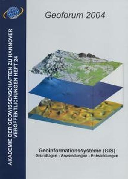 Geoforum 2004. Geoinformationssysteme (GIS) - Coverbild