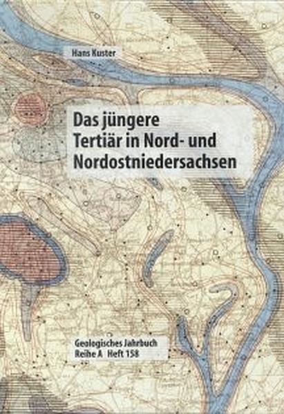 Das jüngere Tertiär in Nord- und Nordostniedersachsen - Coverbild