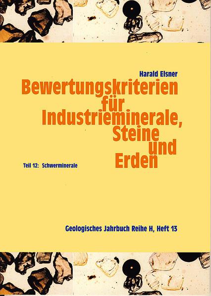 Bewertungskriterien für Industrieminerale, Steine und Erden - Coverbild