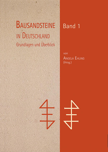 Bausandsteine in Deutschland Band 1 - Coverbild