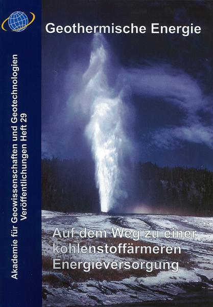 Geothermische Energie - Coverbild