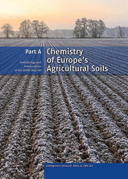 Chemistry of Europe's Agricultural Soils, Part A - Coverbild