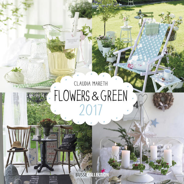 Flowers & Green - Coverbild