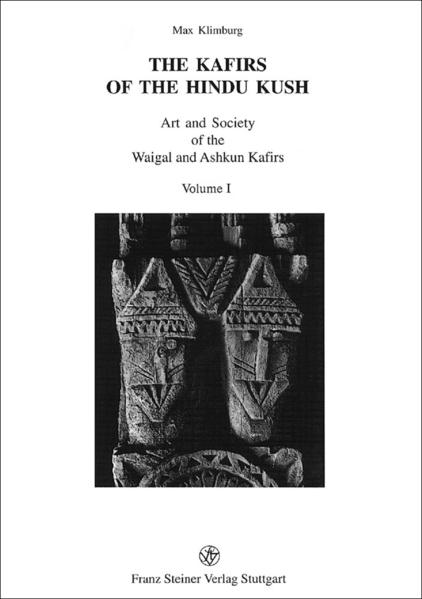 The Kafirs of the Hindu Kush. 2 Bände - Coverbild