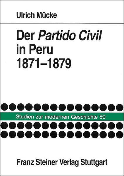 Der Partido Civil in Peru 1871-1879 - Coverbild