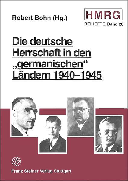 Deutsch-skandinavische Beziehungen nach 1945 - Coverbild