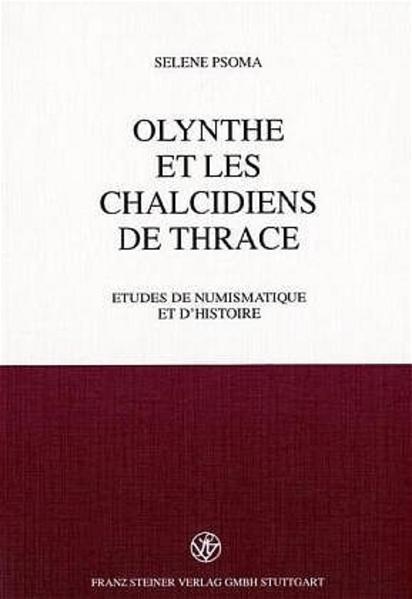 Olynthe et les Chalcidiens de Thrace - Coverbild