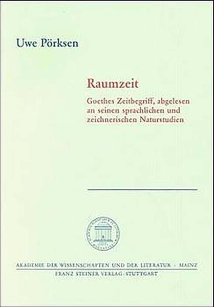 Raumzeit - Coverbild