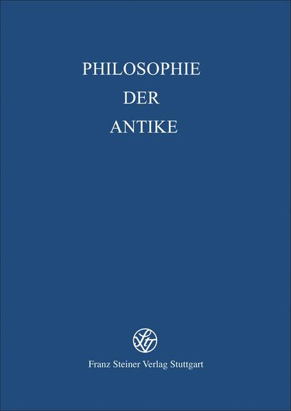 Theophrastean Studies - Coverbild