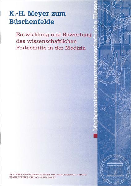 Entwicklung und Bewertung des wissenschaftlichen Fortschritts in der Medizin - Coverbild