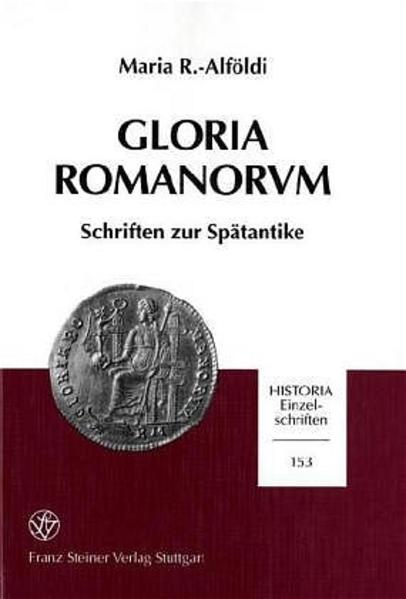 Gloria Romanorvm - Coverbild