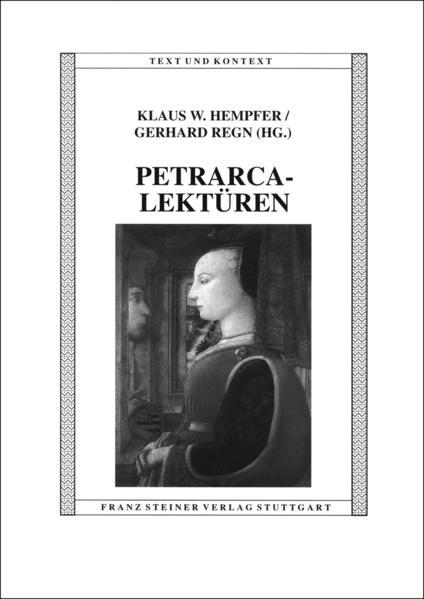 Petrarca-Lektüren - Coverbild