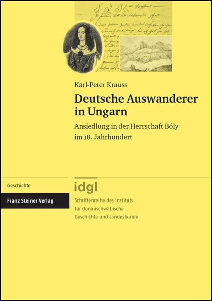 Deutsche Auswanderer in Ungarn - Coverbild