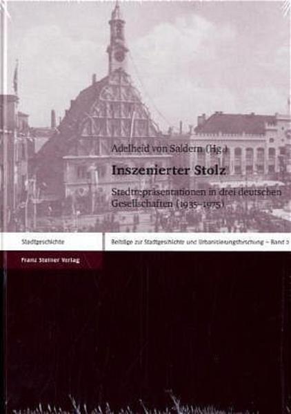 Inszenierter Stolz - Coverbild