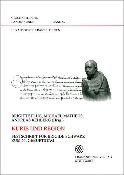 Kurie und Region - Coverbild