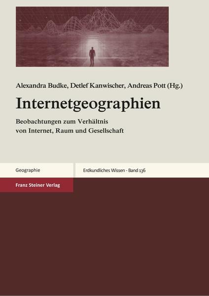 Internetgeographien - Coverbild