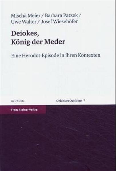 Deiokes, König der Meder - Coverbild